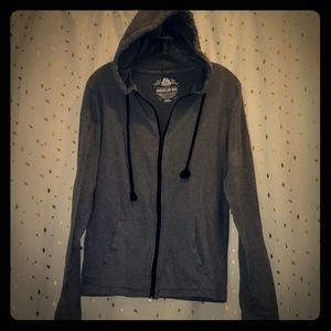 American Rag Zip Up Hoodie Small